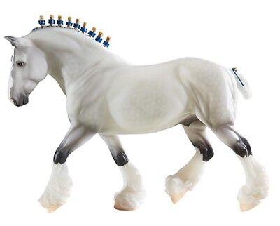 Breyer NIB * Grey Shire * 1793 Shannondell Draft Traditional Model Horse