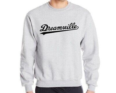 DREAMVILLE SWEATSHIRT UNISEX Funny Hipster Fashion Gift Best Quality (Best Quality Crewneck Sweatshirts)
