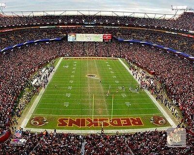 Fed Ex FIELD Washington Redskins Stadium FedEX NFL LICENSED poster 8x10 - Redskins Fedex Field