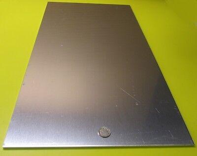 2024 Aluminum Sheet T3 .190 Thick X 12.0 Width X 24.0 Length