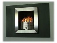 Brand new built in, aleda gas fire and surround. Never fitted