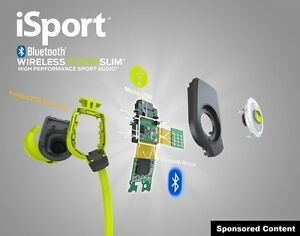 Monster iSport Wireless Super Slim