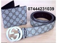 Good Quality Wallet Gucci Belt £25 3 for £65 Lv