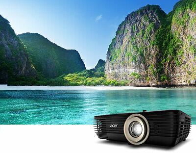 Acer V6820i 4K UHD HDR10 3D Projector Alexa Google Home Compatible