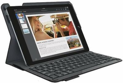 Logitech Type+ Protective Case Integrated Bluetooth Keyboard 6576 for iPad Air 2