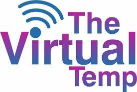 Virtual Assistant (VA) offering professional admin and secretarial services