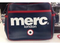 Merc messenger bag RRP £32.99...NOW £20