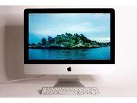 iMac 21.5 inch, mid 2011, 500gb, 8gb ram