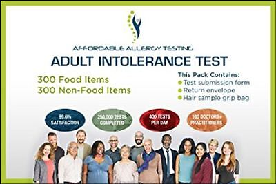 Home Health Allergy Sensitivity Intolerance Test Diet Food Non Food Chemicals