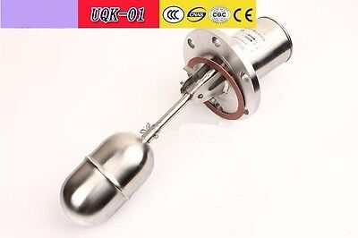 Uqk-01 Stainless Steel 304 Float Level Controller Water Level Float Switch New