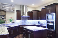 Solid Wood Kitchen Cabinets- Warehouse Sale