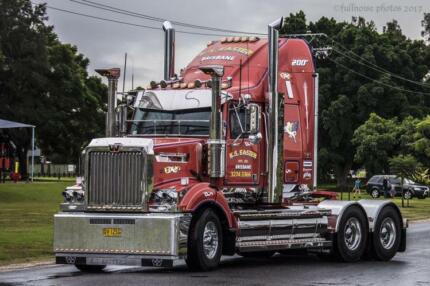 MC Drivers required in Melbourne Brisbane and Sydney(K S Easter) Wacol Brisbane South West Preview