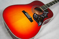 HUMMINGBIRD PRO by Gibson Epiphone ( ~ New off the shelf! ~)