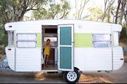 1977 Viscount Supreme Vintage Retro Caravan Dawesville Mandurah Area Preview