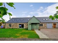 Stunning Spacious 4 Bed Newly Converted Steading
