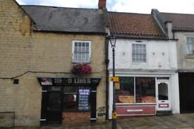 Freehold Commercial Investment- Two Ground Floor Shops, Flats & Garage