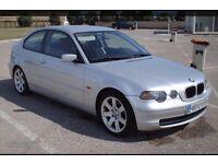 BMW 318 compact breaking 2003 London