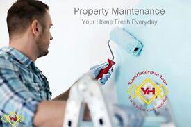 Experienced Trusted Handyman - Odd Jobs, Maintenance, Refurbishment YoursHandyMan Team in London