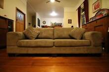 2x Three Seater Sofa Lounge Suit Nundah Brisbane North East Preview