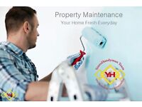 PAINTERS - DECORATORS - HANDYMAN - Painting and Wallpapering - Call us for a free estimate