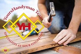 Experienced Trusted Contractors - Handyman, Maintenance, Refurbishment, Painting and Decorating