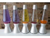 Mathmos Astro Lava Lamps (for sale individually)