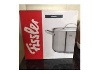 Fissler stock pot