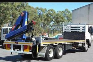 Alpha Transport Group (Crane/Hiab flat top Services) Sydney City Inner Sydney Preview