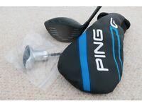 Ping G Series Driver [10.5º, RH, Stiff Alta Shaft]