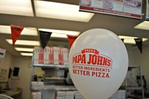 Papa John's in Aberdeen is looking for a PT Delivery Driver