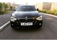 2012 BMW 1 SERIES 1.6 118i AUTO M SPORT TURBO,5 DR, £8,950
