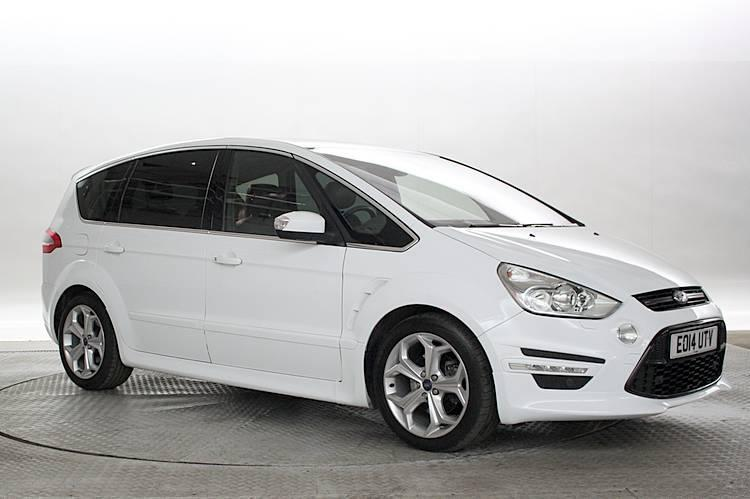 2014 14 reg ford s max 2 2 tdci 200 titanium x sport frozen white mpv diesel m in west. Black Bedroom Furniture Sets. Home Design Ideas