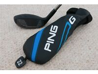 Ping G 22º 4-Hybrid [Regular Tour 90 shaft, RH]