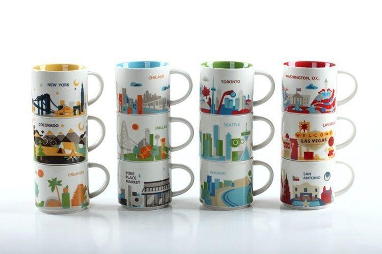 Design Are Here Mug Mugs CollectionBest You Starbucks 5L4AjR3