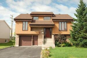 Detached home in Pierrefonds