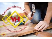HANDYMAN - PAINTERS & DECORATORS - PLUMBING - CARPENTER - TILERS - BUILDERS - REFURBISHMENT