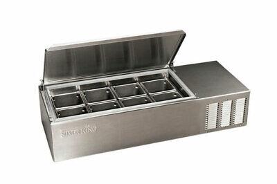 Refrigerated Prep Table Model Skps8c1 Length 43 Depth 16.5 Height 101797