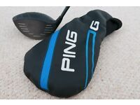 Ping G Series Driver [10.5º, RH, Stiff Alta Shaft + Stiff Tour Shaft]