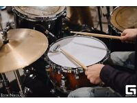 Drum Lessons Available