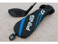 Brand new Ping G 22º 4-Hybrid