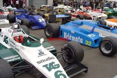 PHOTO  F1 PARC FERME 1