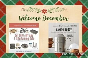 Bring Pampered Chef Home for the Holidays