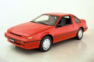 13$/month insurance 87 vintage Nissan pulsar NX with T-Top