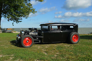 31Model A Ford RatRod
