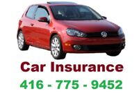 Car insurance.  Your best possible rates!