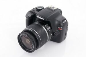 Cannon rebel t3 and lens