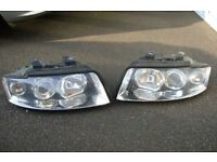 AUDI A4 B6 (2001-2005) PASSENGER SIDE HEADLIGHT HEADLAMP