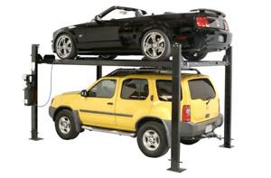 110v 9000lbs Parkinglift lift stationnement Machine a pneu