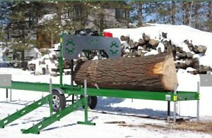 SAWMILLS FROM $4775.00 CLEARANCE EVENT  WOOD PROCESSORS $6995.00