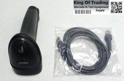 Symbol Motorola Ls2208 1d Laser Barcode Pos Scanner Ls2208-sr20007